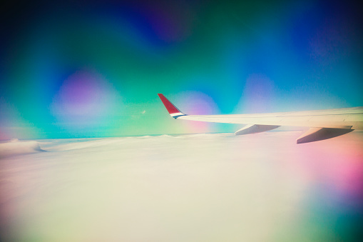 621114928 istock photo High above clouds 993499494