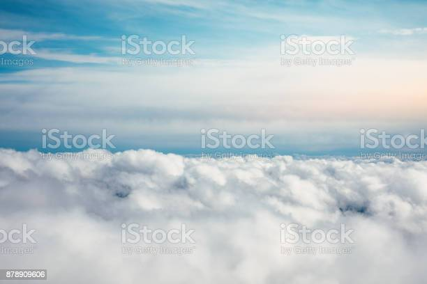 Photo of High Above The Clouds