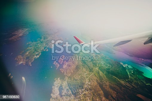 621114928istockphoto High above the ground 987493630