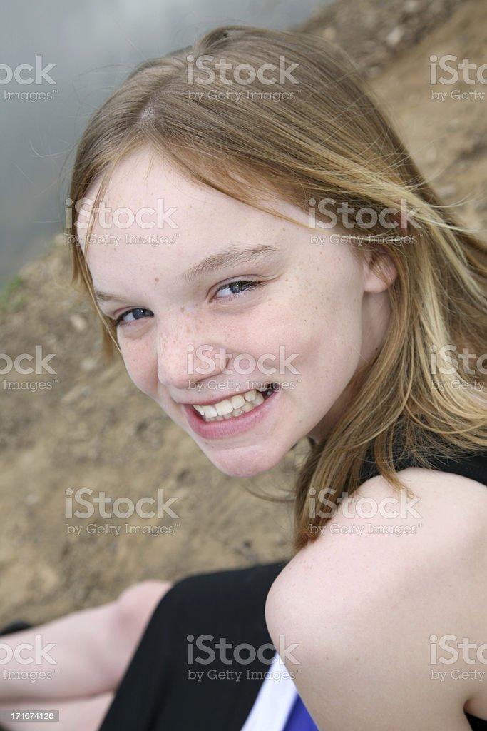 Cute Teenage