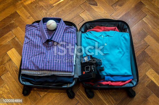 Suitcase, Luggage, Bag, Passport, Camera - Photographic Equipment,
