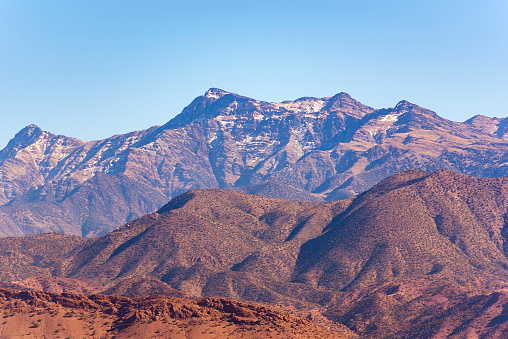 istock High Atlas Mountains in the north part of Africa, landscape of Middle Atlas Mountains 904340796