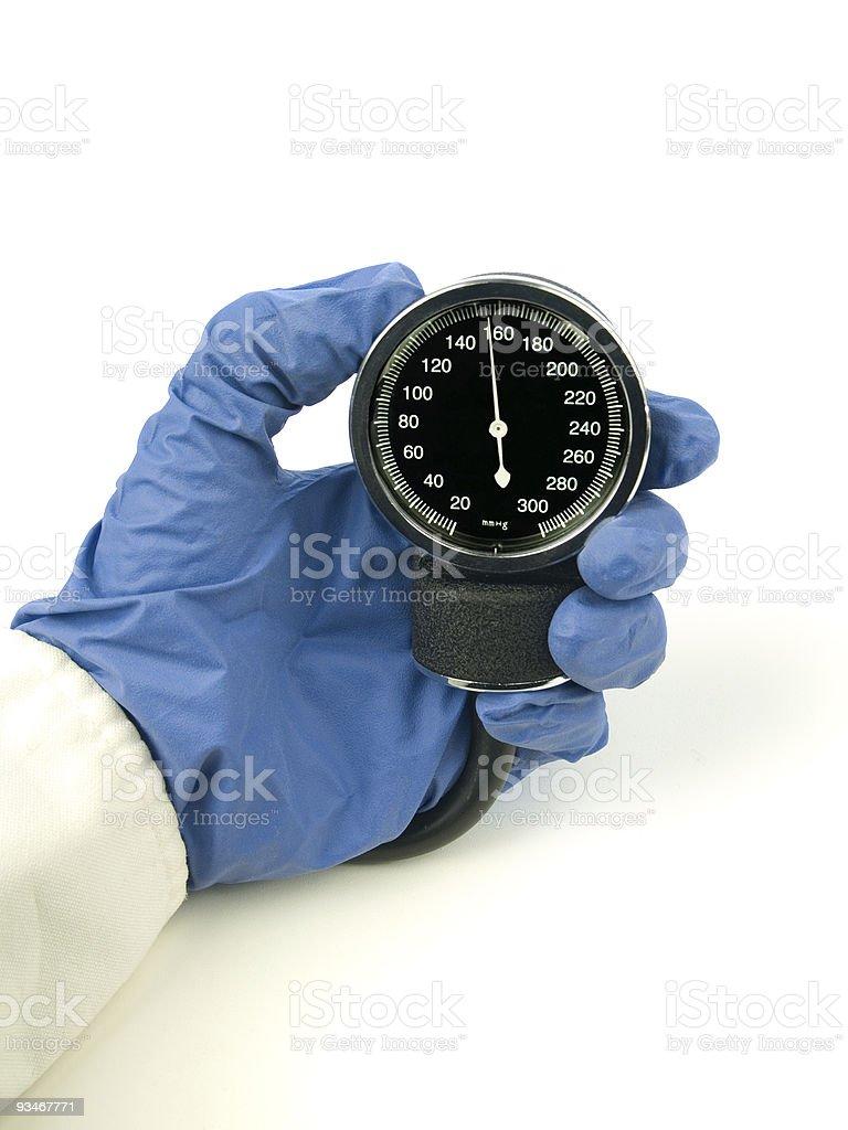 Etapas de hipertensión arterial alta