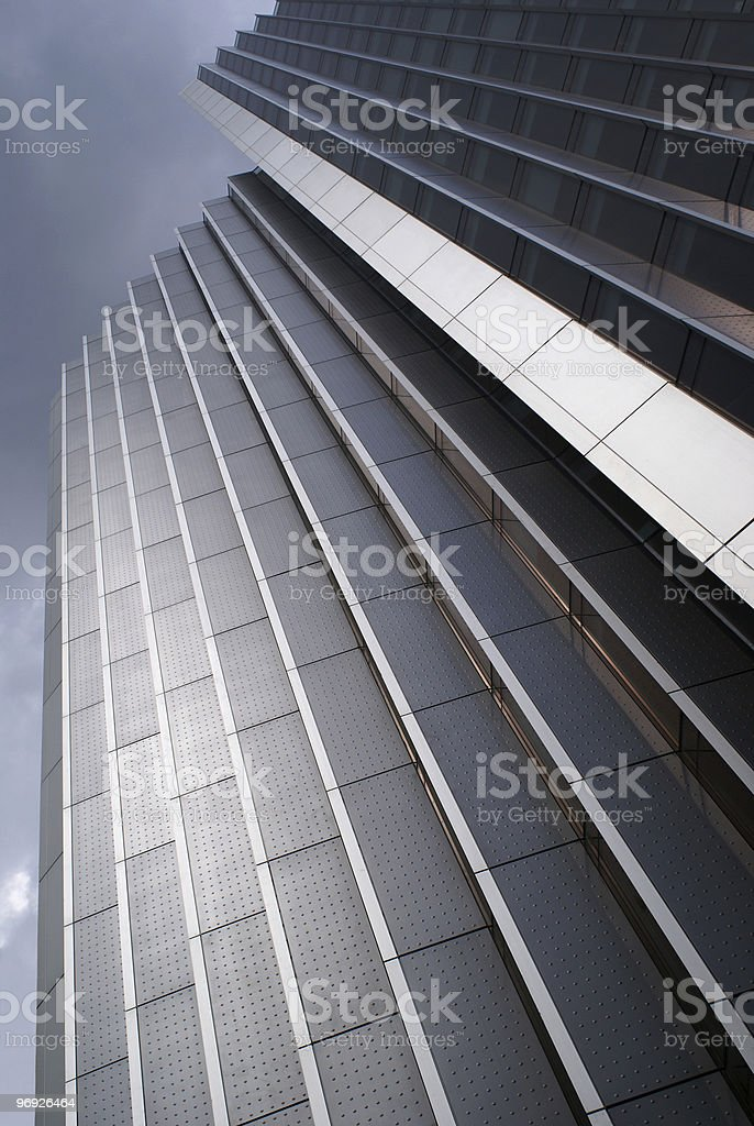 High bussines building. royalty-free stock photo