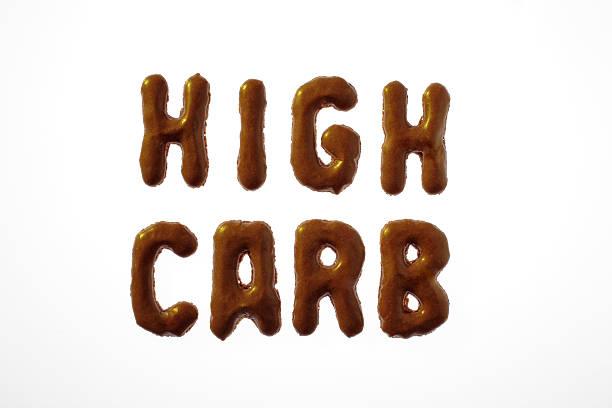Hohe kohlenhydratarmer Kost – Foto