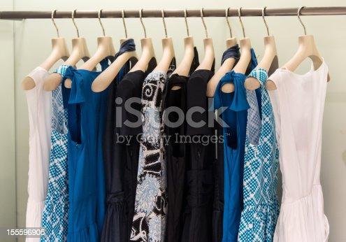 High class female clothing