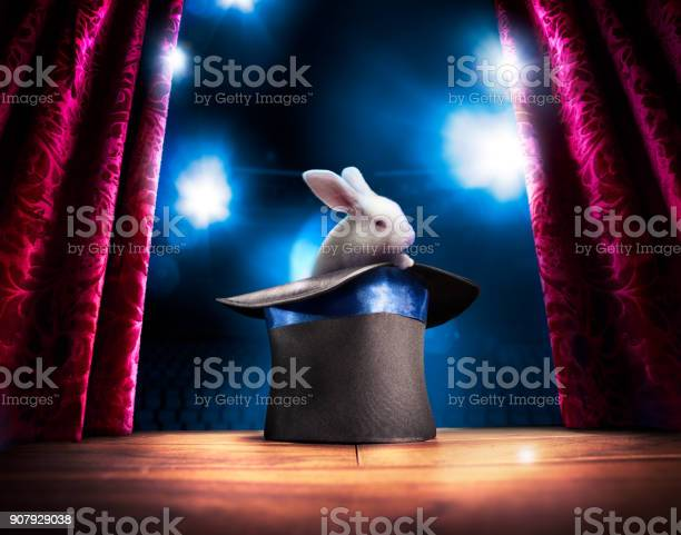 High contrast image of magician hat on a stage picture id907929038?b=1&k=6&m=907929038&s=612x612&h=52o16mseqmghocwwcghrg0iawkqa np056is9u7yo0i=