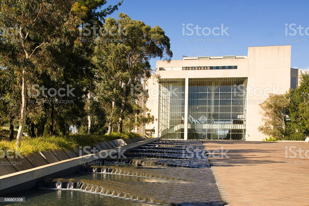 High Court of Australia stock photo