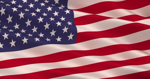 alto detalle american flag bucle sin costura - american flag fotografías e imágenes de stock