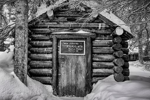 High Elevation Cabin