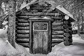 istock High Elevation Cabin 658291166