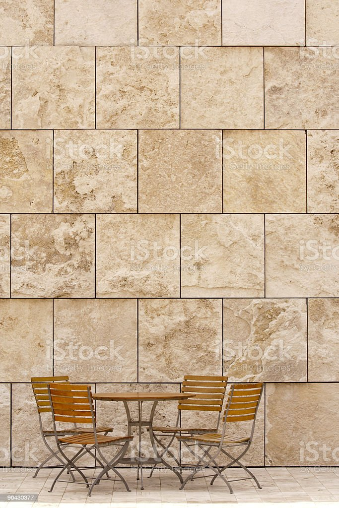 high end dining royalty-free stock photo
