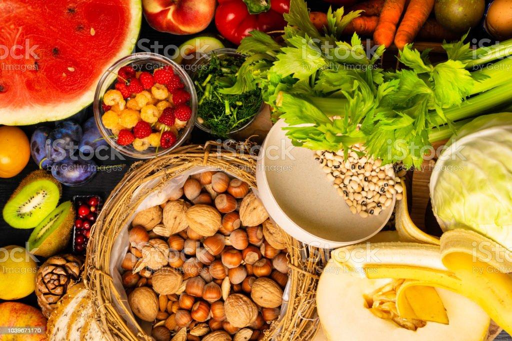 Dieta a base de fibras