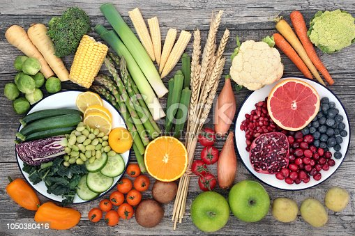 istock High Fibre Super Food Collection 1050380416