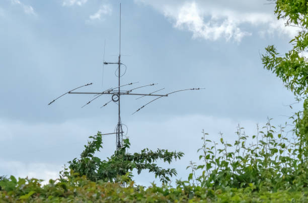 Best Yagi Antenna Stock Photos, Pictures & Royalty-Free Images - iStock