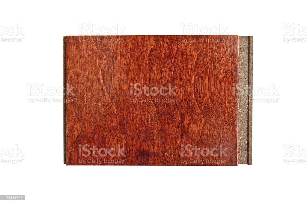 Cintilantes piso de madeira de bétula alegre amostra - foto de acervo