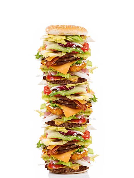 Un Hamburger - Photo