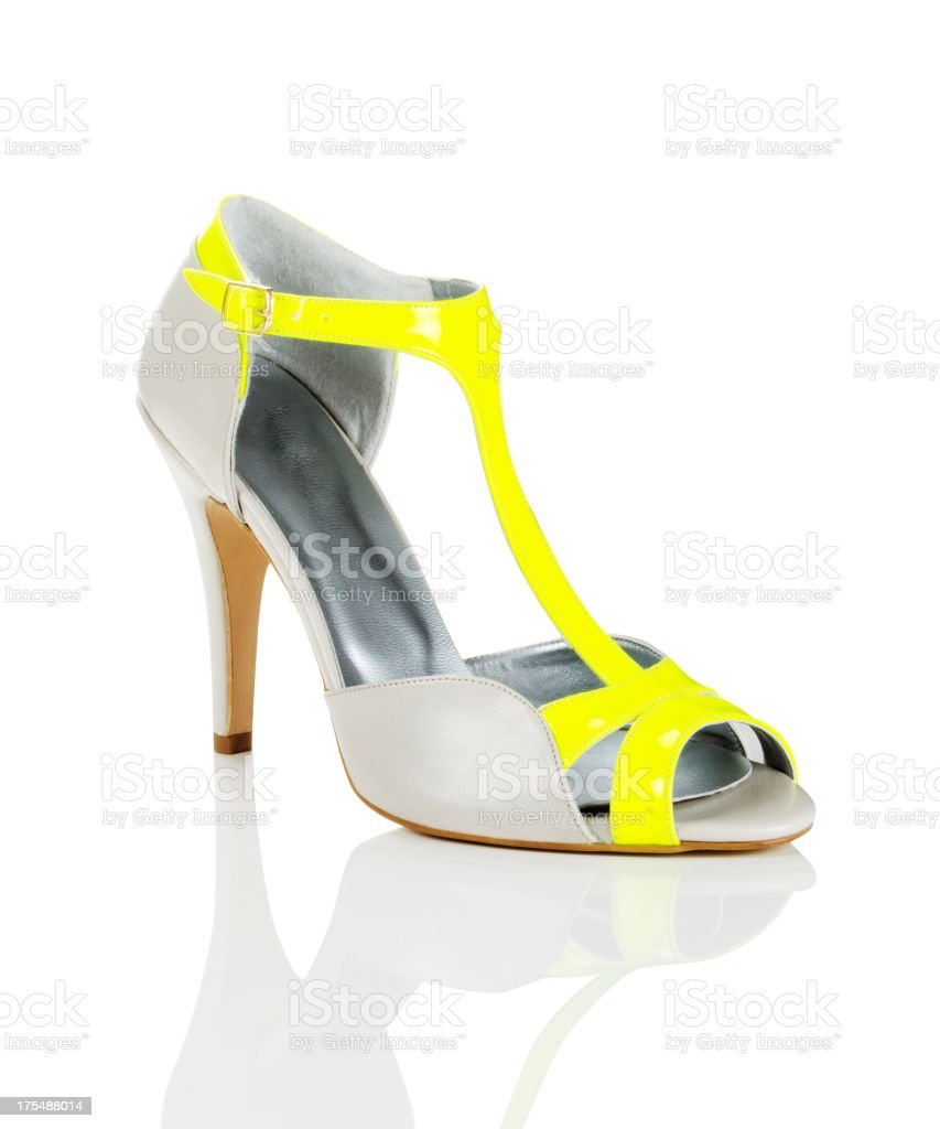 high heel royalty-free stock photo