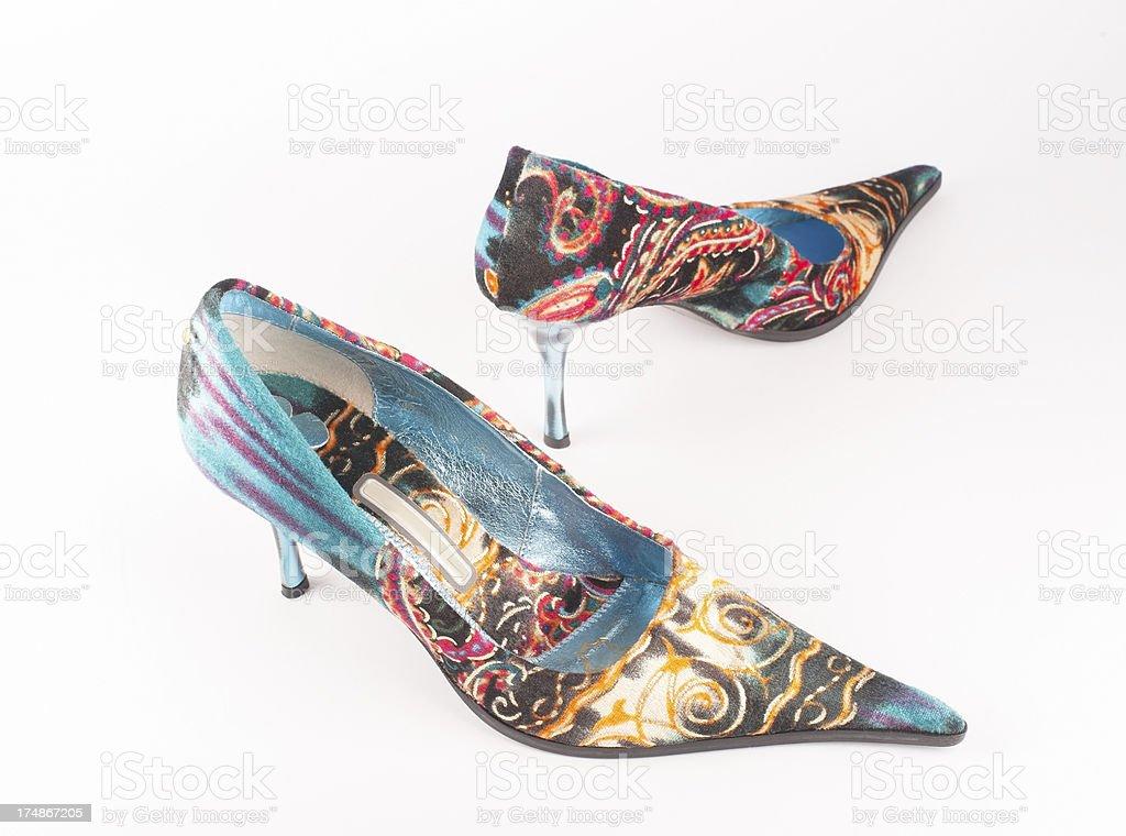 High Heels royalty-free stock photo