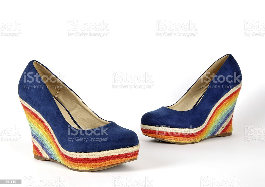 High Heels Shoes (Click for more) stock photo