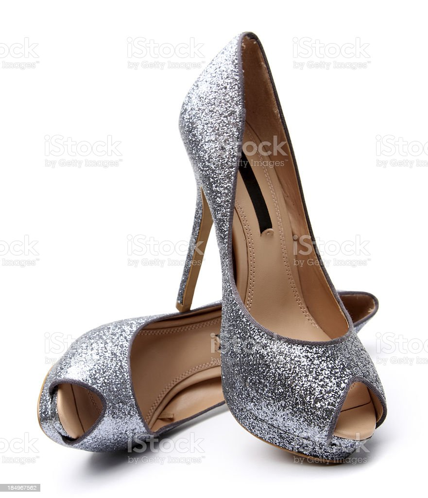 High Heels Shoes royalty-free stock photo