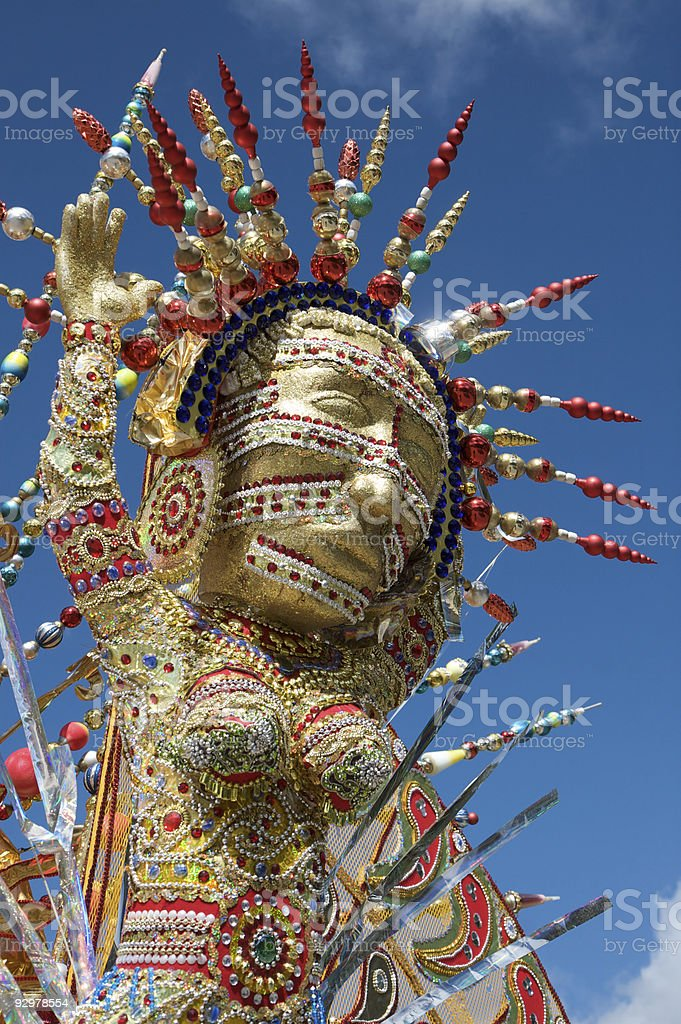 high hi carnival royalty-free stock photo