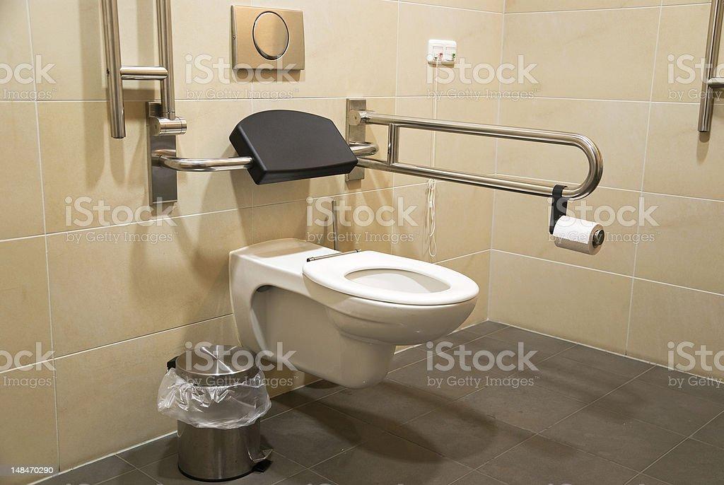 Toiletten für behinderte Gäste – Foto