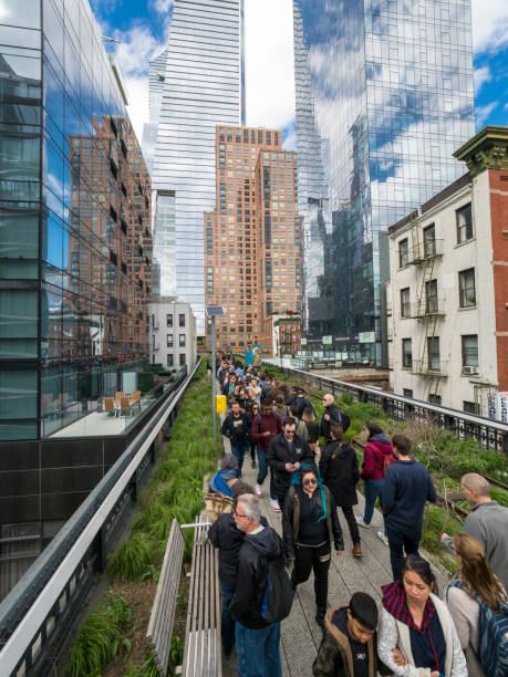 High Line in New York City – Foto