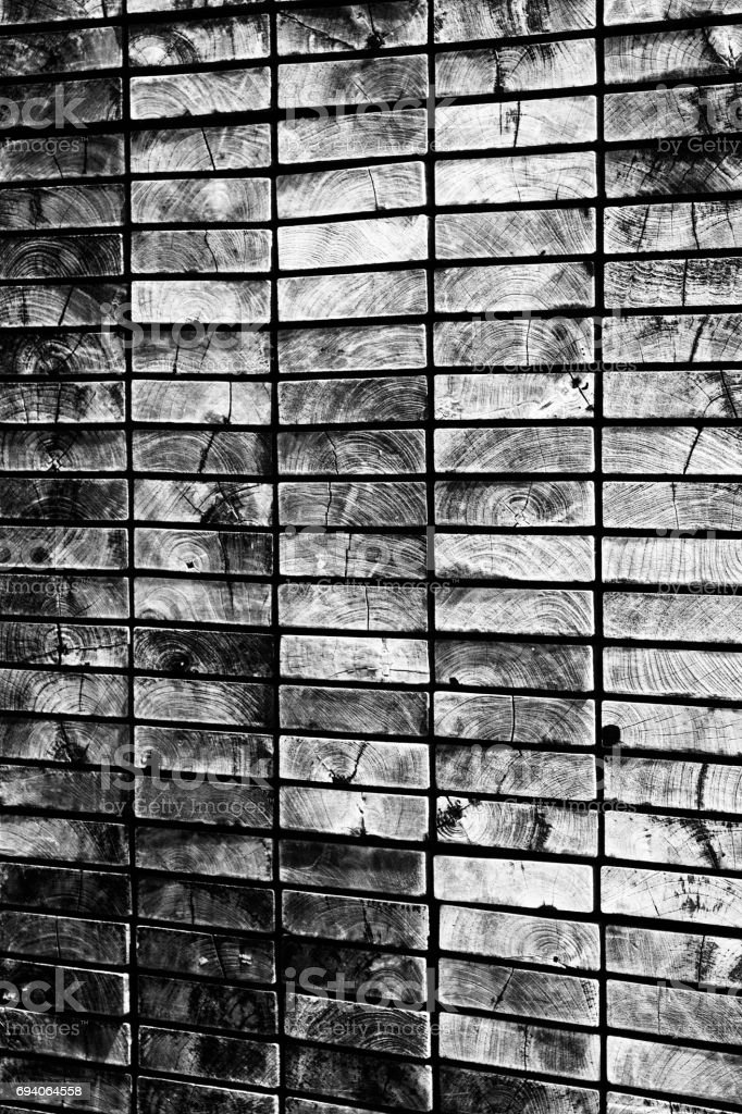 High Line park abstract stock photo