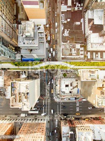 507831914 istock photo High Line Park New York 520940156