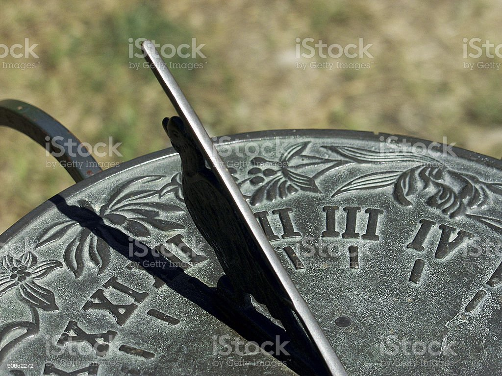High Noon royalty-free stock photo