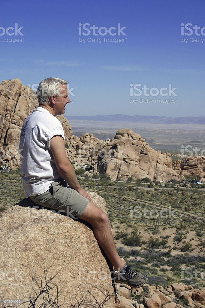 High Places royalty-free stock photo