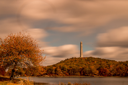 This is a Photo take of High Point monument in New Jersey. This is the highest point in new Jersey from where you can see several states. This Photo was taken my Nick Verducci in December of 2015