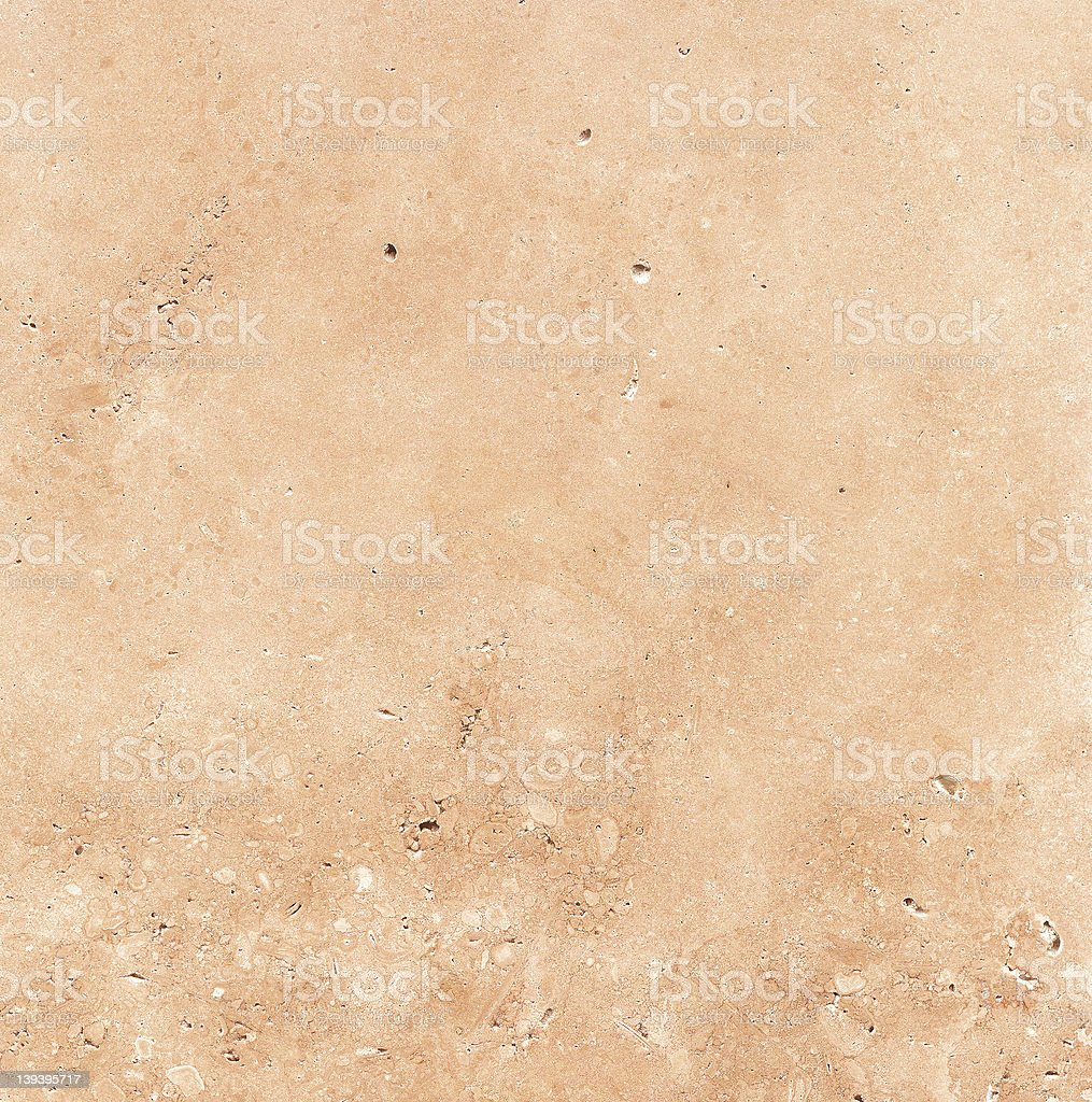 High quality travertine royalty-free stock photo