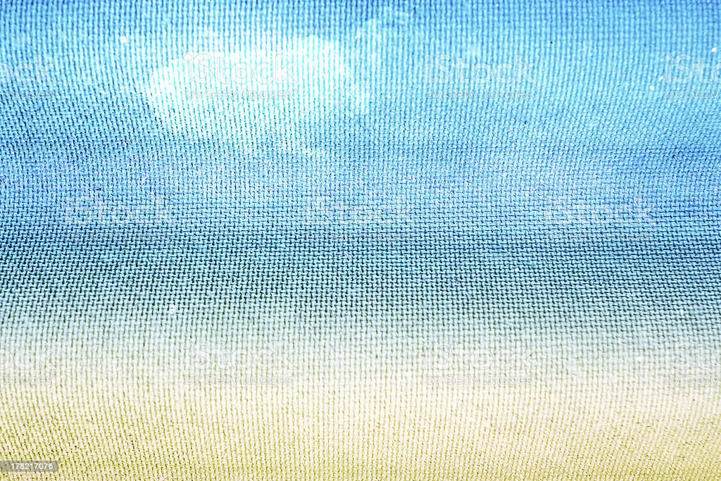 High resolution abstract background texture with clouds. Golden royalty-free stock photo