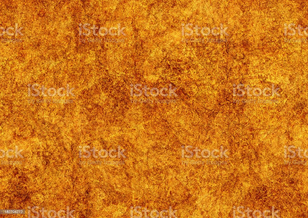High Resolution Antique Animal Skin Parchment (Vellum) Grunge Texture royalty-free stock photo