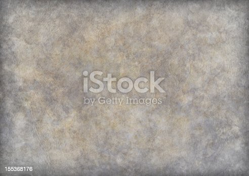 istock High Resolution Antique Animal Skin Parchment Vignette Grunge Texture 155368176