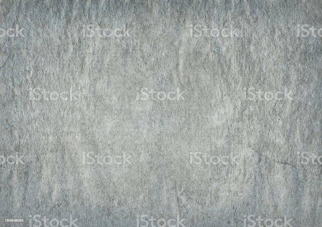 High Resolution Antique Paper Powder Blue Crumpled Vignette Grunge Texture royalty-free stock photo