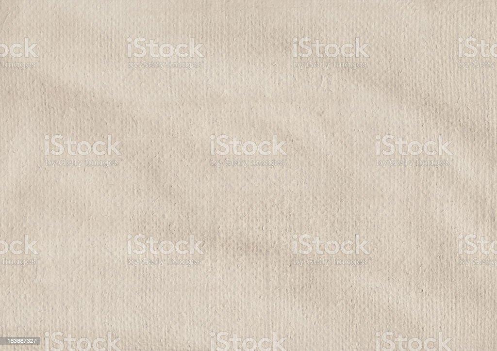 High Resolution Artist Jute Coarse Grain Canvas Texture royalty-free stock photo