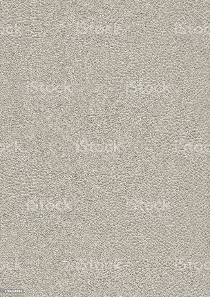 High Resolution Beige Pleather Crumpled Grunge Texture stock photo