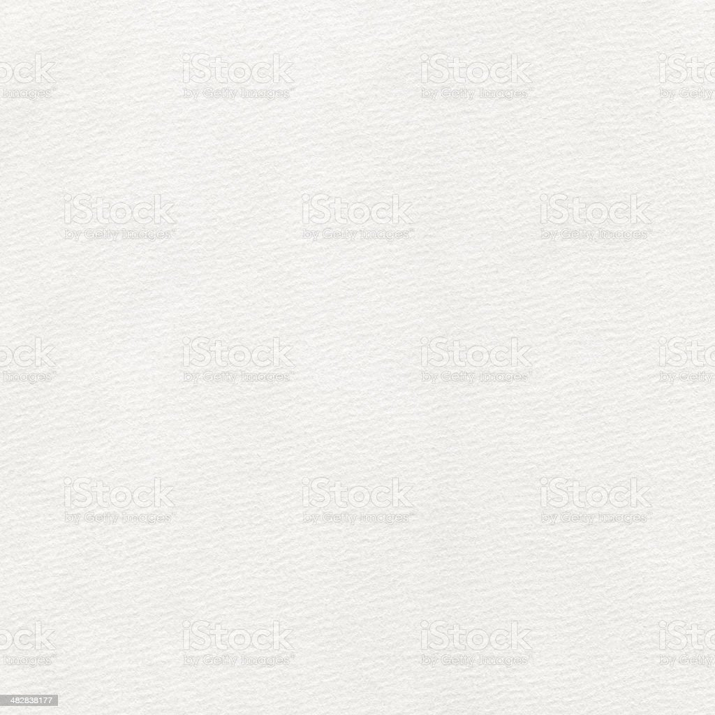 High resolution blank watercolor paper royalty-free stock photo