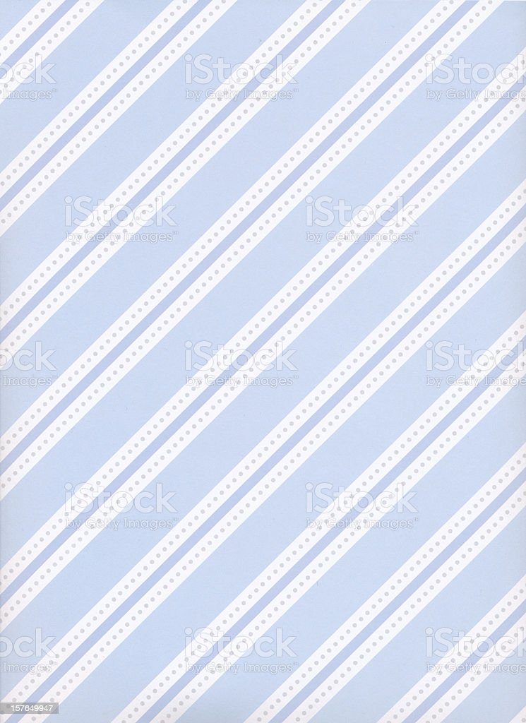 High Resolution Blue Stripped Wallpaper stock photo