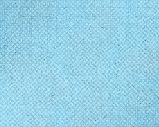 Haute résolution de papier vintage avec demi-teinte bleu - Photo