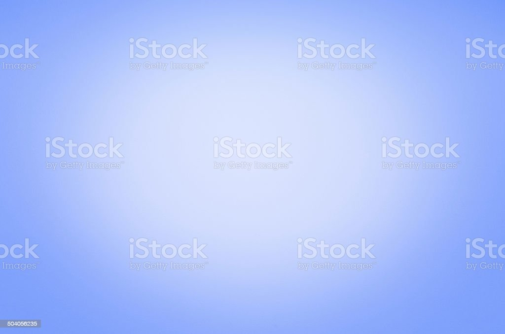 High resolution blue wall with halftone stock photo
