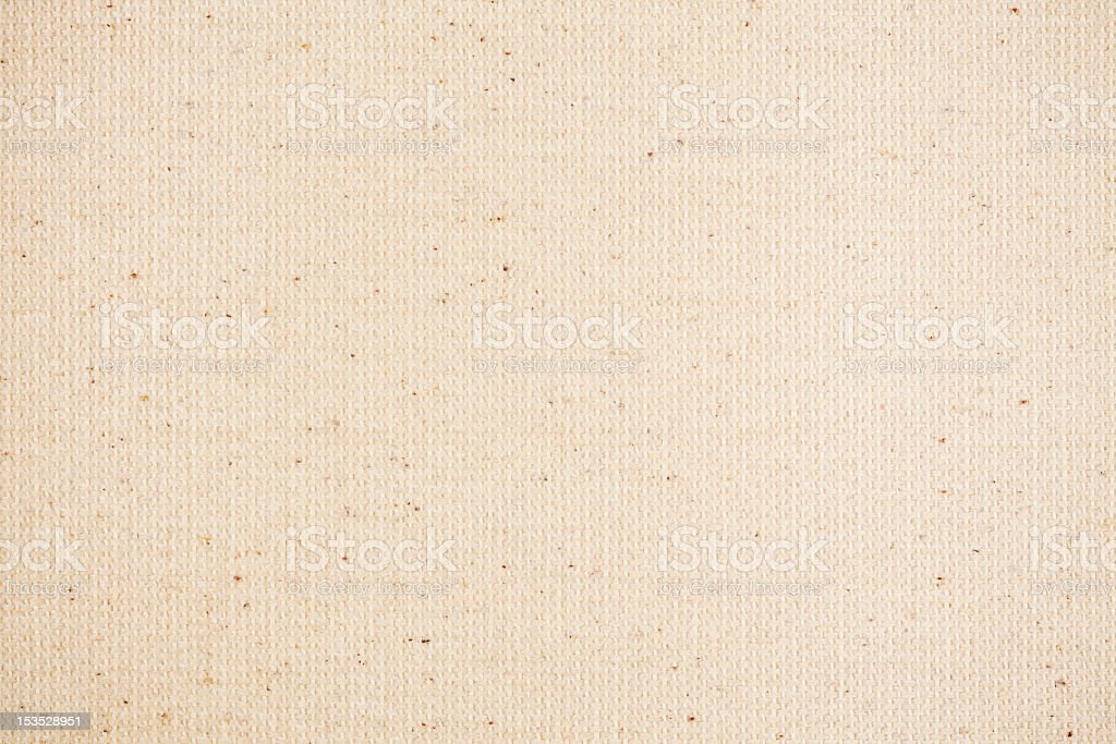 High Resolution Canvas Background Royalty Free Stock Photo