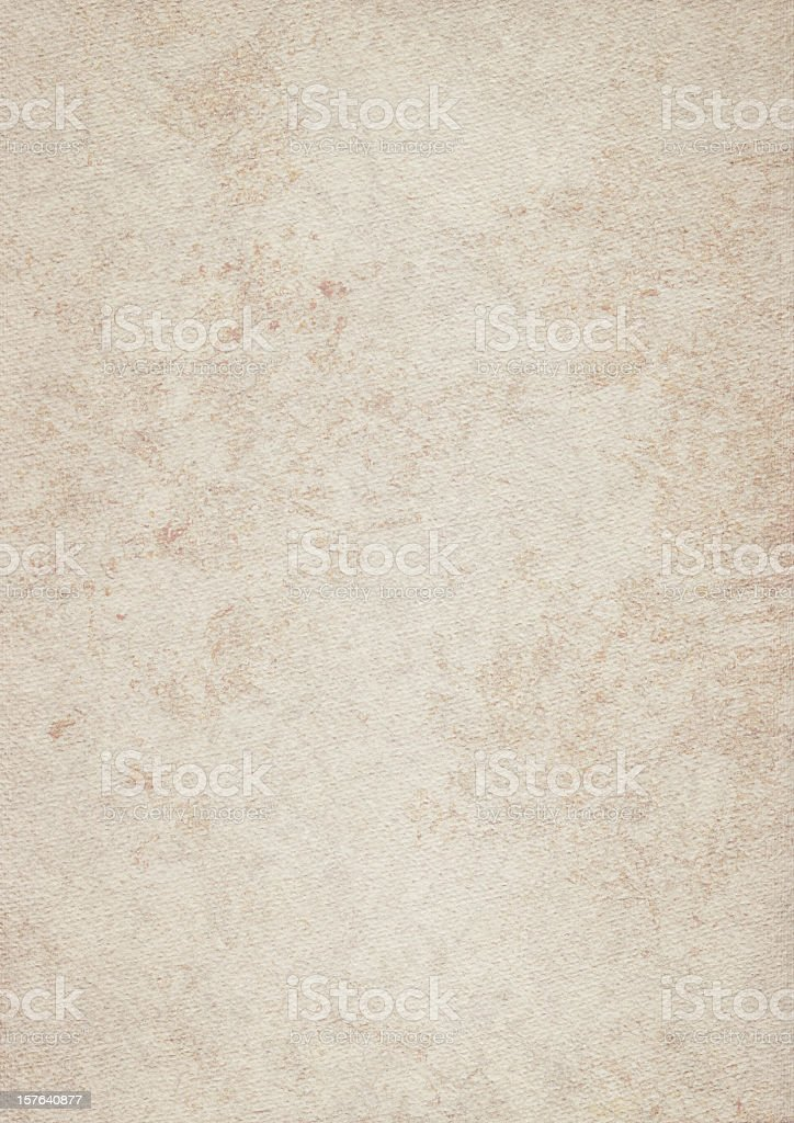 High Resolution Card Stock Watercolor Paper Blank Texture royalty-free stock photo