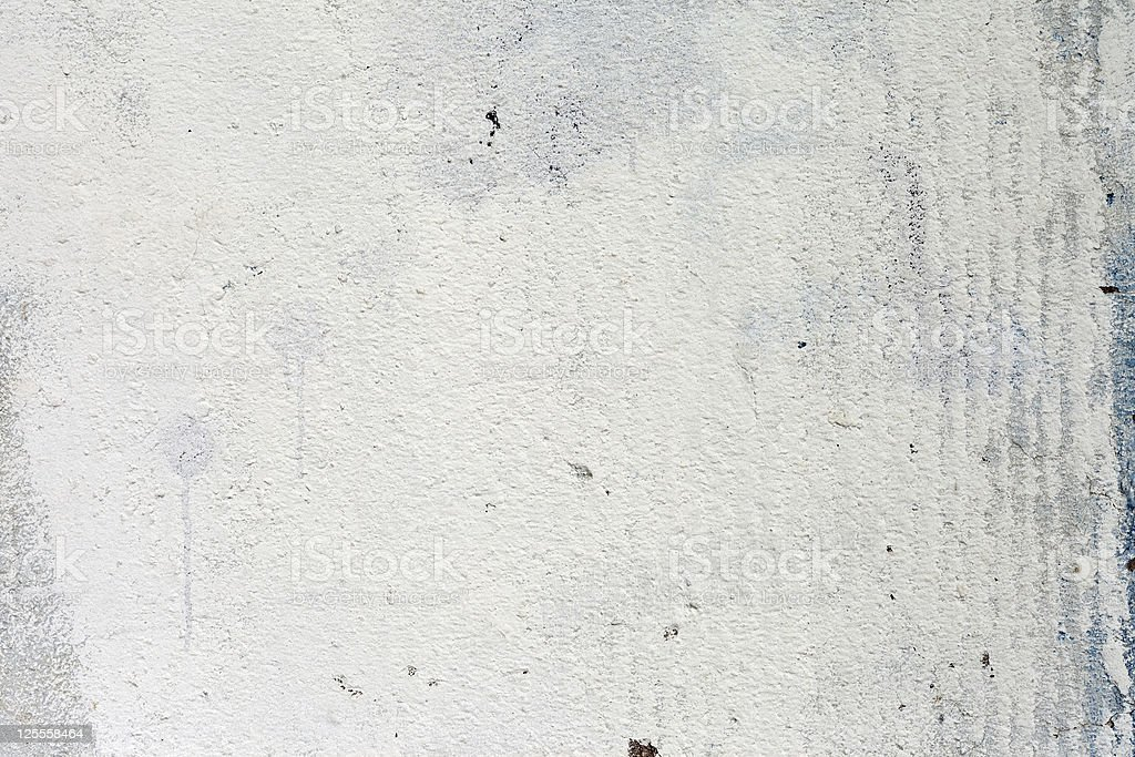 High Resolution Concrete Grunge Weathered Wall royalty-free stock photo