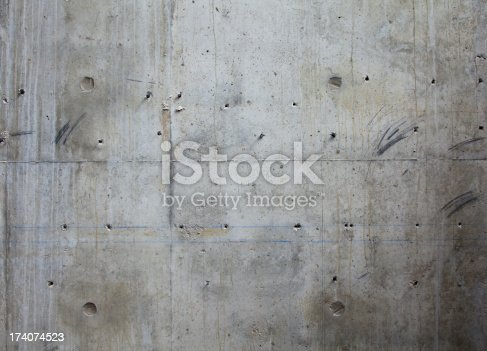 High resolution concrete wall background