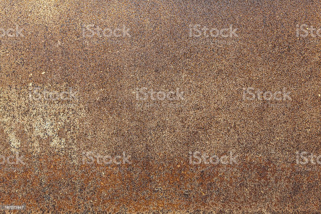 High resolution distressed metal surface royalty-free stock photo