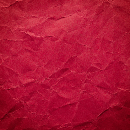 High Resolution Distressed Red Paper Stock Photo - Download Image Now